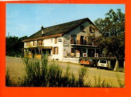 88 ANOULD Par FRAIZE - Auberge Campagnarde Col Du Plafond (Café Hôtel, Restaurant, 2auto. Citroen...) - Anould