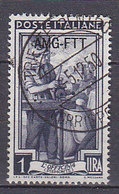PGL - TRIESTE A AMG FTT SASSONE N°90 - Used