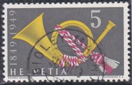 No 291 Avec Oblitération Rare De BIOLEY-MAGNOUX - Suisse