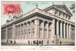 BUENOS AIRES - Escuela Presidente Roca - 1910 - Argentina