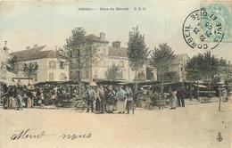 CORBEIL - Place Du Marché. - Corbeil Essonnes