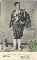 1904- C P A  Costume Crétois - Cayaz Du Prince  De XANIA - Crète