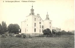 Saint-Georges-sur-Meuse. Château D'Oulaye - Saint-Georges-sur-Meuse