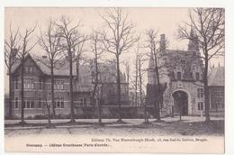 Oostkamp: Château Gruuthuuse. - Oostkamp