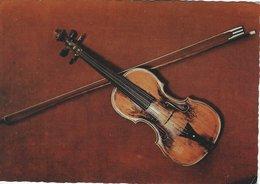 Mozart-Museum. Salzburg. Child`s Violin.  Austria.  # 07432 - Museum