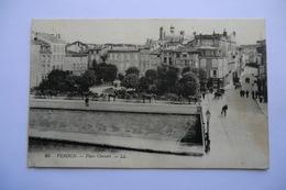 CPA 55 MEUSE VERDUN. Place Chevert. - Verdun