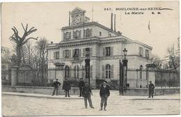 92 BOULOGNE SUR SEINE La Mairie - Boulogne Billancourt