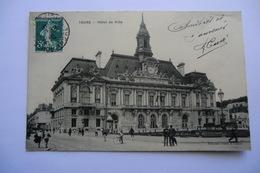CPA 37 INDRE ET LOIRE TOURS. Hôtel De Ville. - Tours
