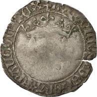 Monnaie, France, Louis XI, Gros De Roi, Tournai, B+, Argent, Duplessy:548 - 1461-1483 Louis XI Le Prudent