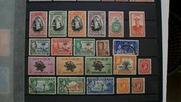 GREAT BRITAIN STAMPS-FORMER COLONIES And PROTECTORES STAMPS-MINT**/* And USED - Collections (without Album)