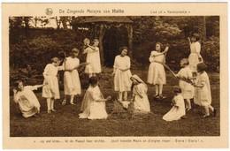 De Zingende Meisjes Van Halle (pk44305) - Halle