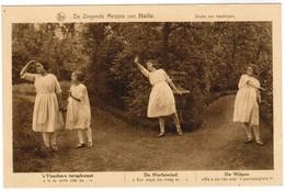 De Zingende Meisjes Van Halle (pk44306) - Halle