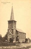Tourinnes-la-Chaussée (Braives). L'Eglise - Braives