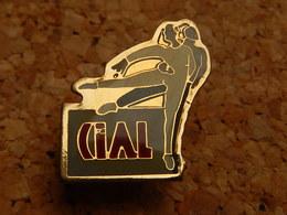 Pin's -  BANQUE  - CIAL - Banks