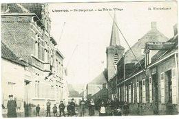 Lippeloo , Dorpstraat - Sint-Amands