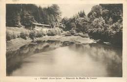 FRESSE - Réservoir Du Moulin Du Creusot. - Autres Communes