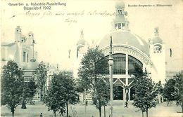 Cpa DÜSSELDORF 1902 - Gewerbe U. Industrie Austellung - Hoerder Bergwerks U. Hüttenverein - Duesseldorf