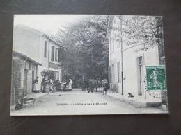 CPA 30 Gard Cendras Le Village De La Beaume Une Déchirure Sinon   TBE - Andere Gemeenten