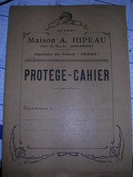 Protège- Cahier  Maison A .HIPEAU - Book Covers