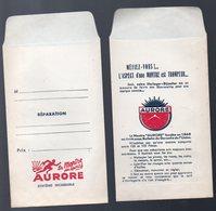 Sachet MONTRE AURORE   (PPP8361) - Publicités