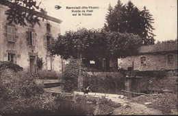 CPA Berneuil Haute Vienne Moulin Du Pont Sur Le Vincou YT 190 CAD PerléBerneuil 1935 - Frankrijk
