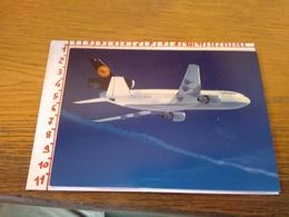 144257  Aereo Lufthansa Mcdonnell Douglas Dc10 - 1946-....: Era Moderna