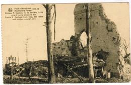 Fôret D'Houthulst 1914-18, Château R Couteau Vu De Derrière (pk44320) - Houthulst