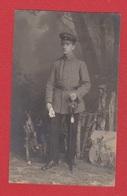 Naumburg -  Carte Photo  --  Soldat Allemand  - 8/3/1917 - Naumburg (Saale)