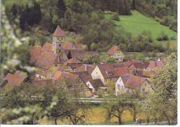 Detwang - OT Rothenburg -  Gesamtansicht   (wz-dos-0693) - Rothenburg O. D. Tauber