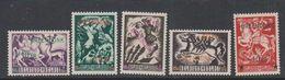 "Belgie 1946 Privé Uitgifte ""Breendonk"" 5w ** Mnh (38328) - Erinnophilie"