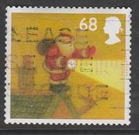 GB 2004 Christmas - Self-Adhesive 68p Stamp  Multicolored Sg:GB 2499 O Used - 1952-.... (Elizabeth II)