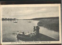 40165546 Brandenburg Havel Malge Bei Brandenburg See X 1921 Brandenburg - Deutschland