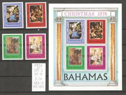 Bahamas, Année 1976, Noël - Bahamas (1973-...)