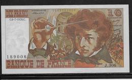 France 10 Francs Berlioz - 6-7-1978 - Fayette 24a - SPL - 1962-1997 ''Francs''