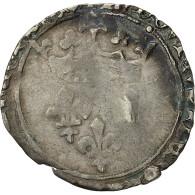 Monnaie, France, Louis XI, Gros De Roi, Montpellier, B, Argent, Duplessy:548 - 987-1789 Monnaies Royales