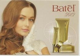 Calendars Russia - 2012 - Batel - Advertising - Cosmetics - Girl - Woman - Beautiful - Calendars