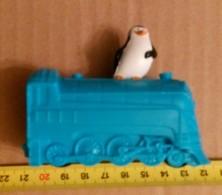 PENGUIN /TRAIN,RAIL - Figurines