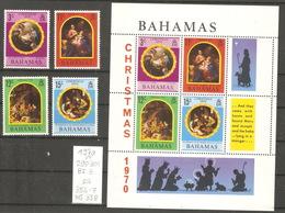 Bahamas, Année 1970, Noël - Bahamas (1973-...)