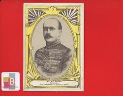 CHROMO Chancelier DE GIERS AMBASSADE RUSSIE A PARIS  CIRCA 1900 - Chromos