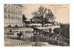Les Basses Pyrénées. Pau. Boulevard Des Pyrénées Et Funiculaire. (2677) - Pau