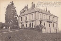 MOLLANS                   LE CHATEAU - Autres Communes