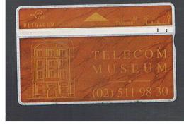 BELGIO (BELGIUM) -  1994  TELECOM MUSEUM   - USED - RIF. 10828 - Belgium