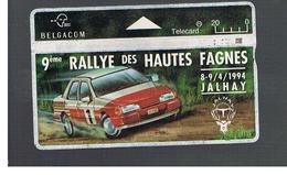 BELGIO (BELGIUM) -  1994  CARS: RALLY JALHAY   - USED - RIF. 10828 - Belgium