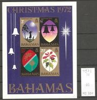 Bahamas, Année 1972, Noël - Bahamas (1973-...)