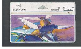BELGIO (BELGIUM) -  1994  EASTER:. BELLS   - USED - RIF. 10829 - Belgium