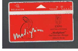 BELGIO (BELGIUM) -  1994  MODIGLIANI   - USED - RIF. 10830 - Belgium