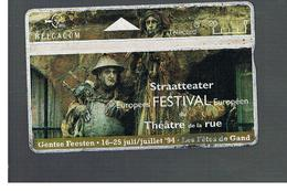 BELGIO (BELGIUM) -  1994  THEATRE FESTIVAL  - USED - RIF. 10831 - Belgium