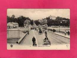 37 Indre Et Loire, Tours, L'Avenue De La Tranchée, Animée, Brouette, (M.T.I.L.) - Tours
