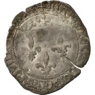 Monnaie, France, Louis XI, Gros De Roi, Tournai, TB, Argent, Duplessy:548 - 1461-1483 Louis XI Le Prudent
