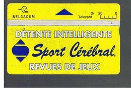 BELGIO (BELGIUM) -  1995   SPORT CEREBRAL                     - USED - RIF. 10833 - Belgium